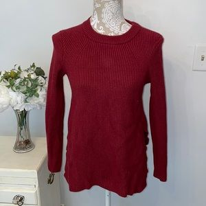 Anne Taylor wool/cashmere blend sweater